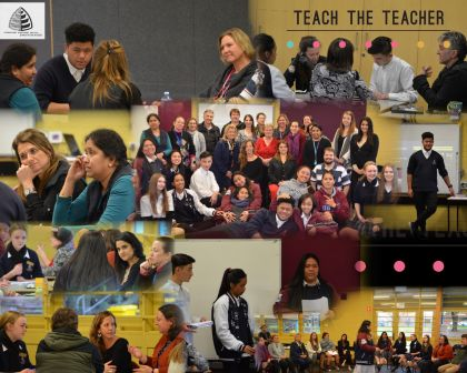 Teach The Teacher 2018