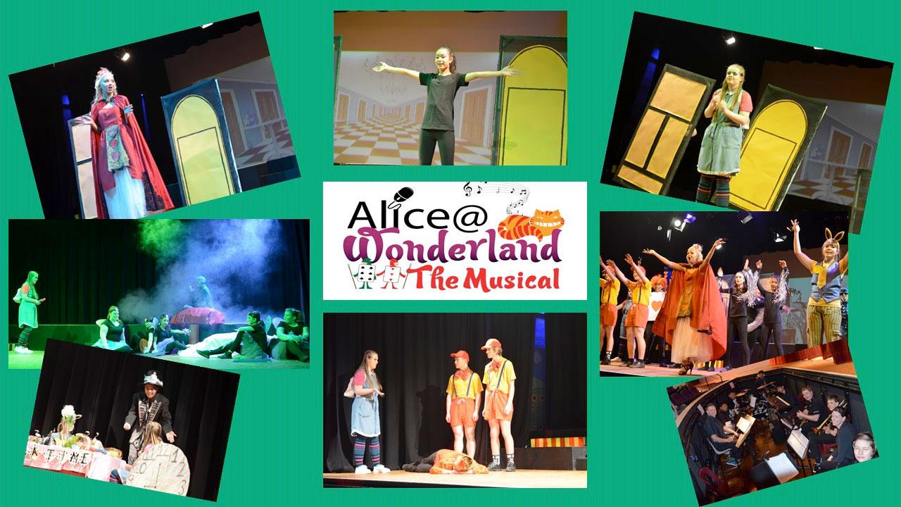 Alice@ Wonderland 2018