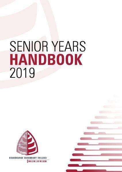 Senior Handbook 2019